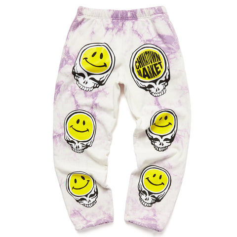 SMILEY STEALIE SWEATPANTS