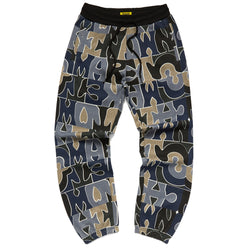 PUZZLE ALL OVER SWEATPANT