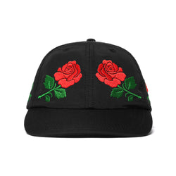 NYLON ROSE HAT