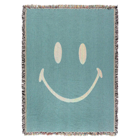 SMILEY BLANKET