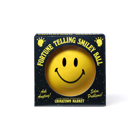 FORTUNE TELLING SMILEY BALL