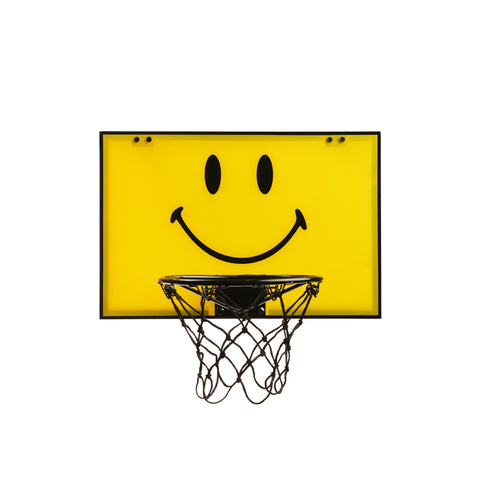 MINI SMILEY BASKETBALL HOOP