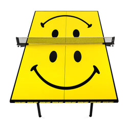 SMILEY PING PONG TABLE