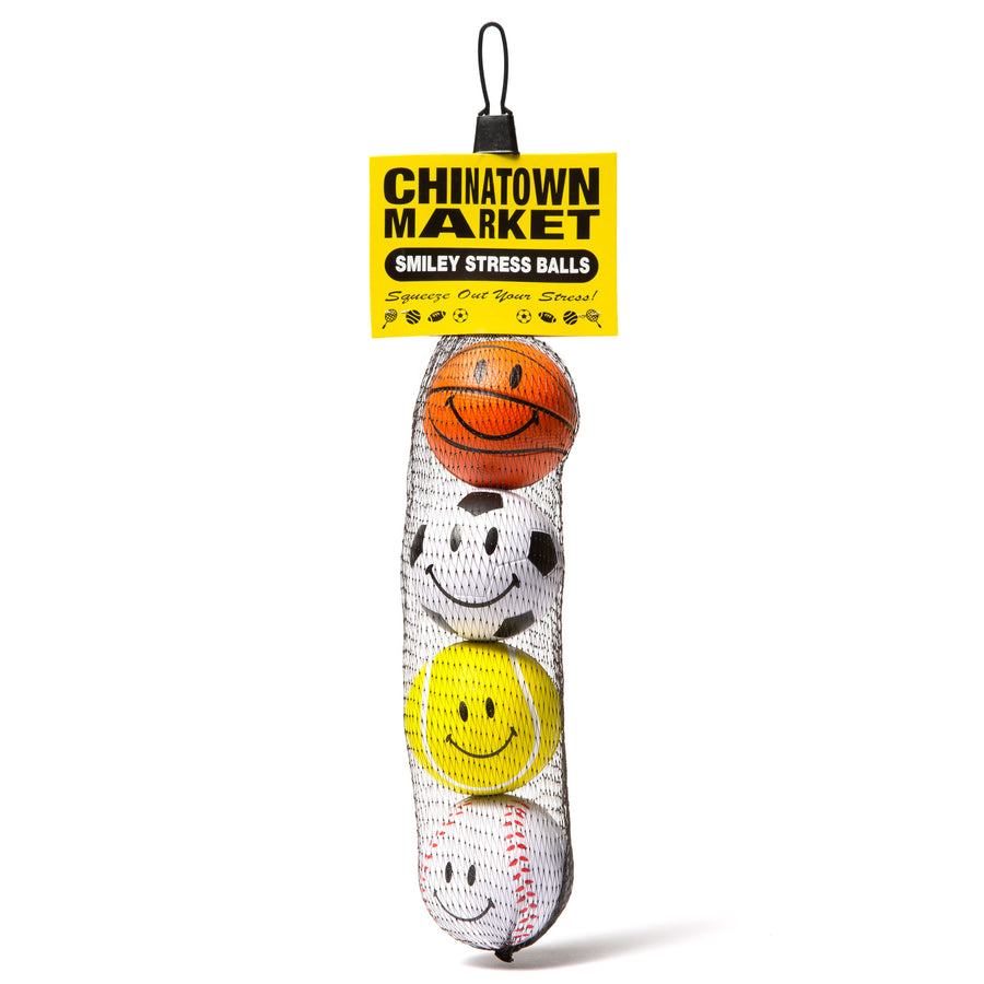 SMILEY STRESS BALLS