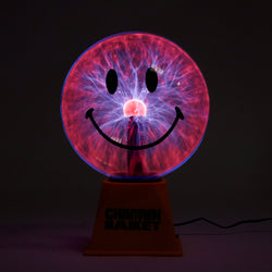 SMILEY PLASMA BALL