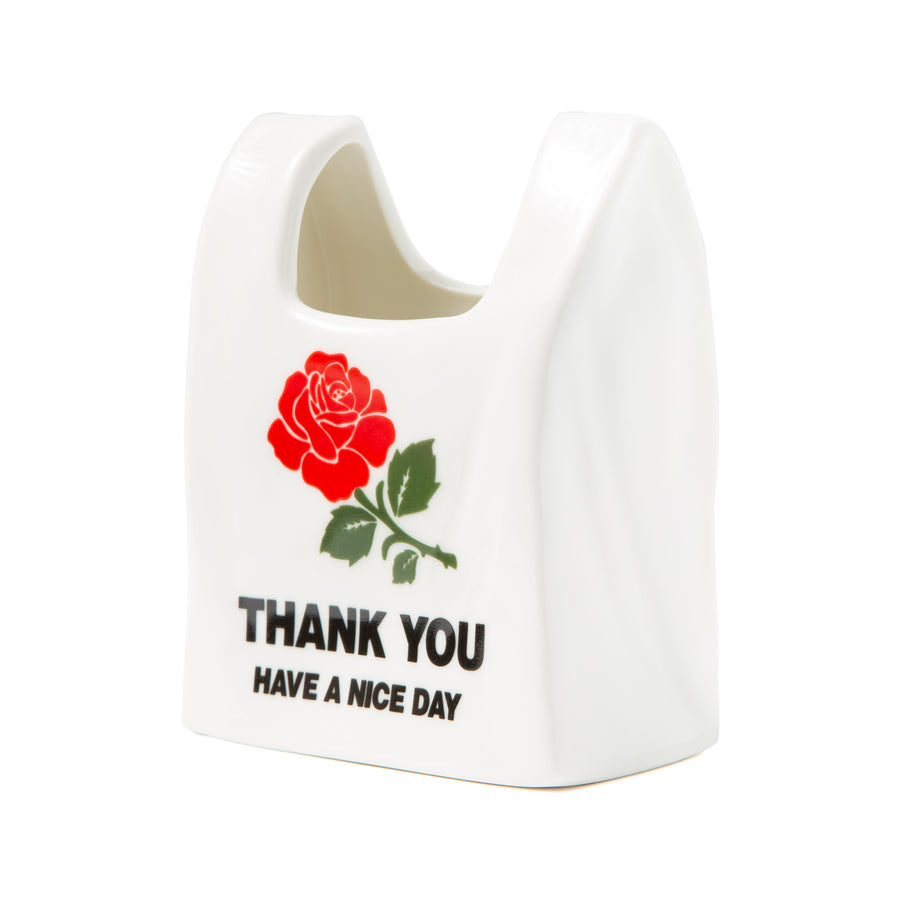 TY ROSE CERAMIC PEN HOLDER