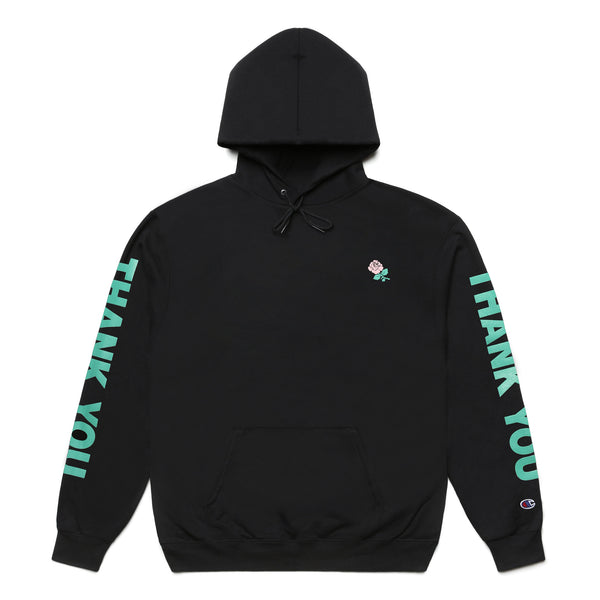 THANK YOU ROSE CHAMPION HOODIE