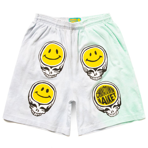 SMILEY STEALIE SHORTS