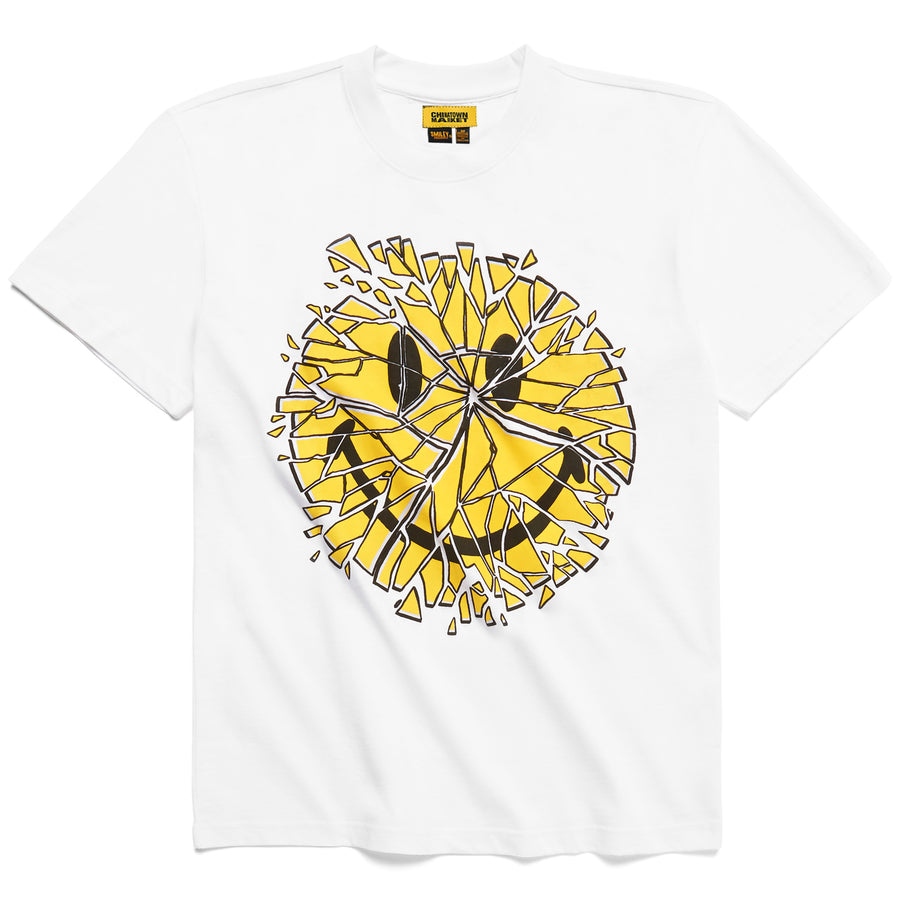 SMILEY GLASS T-SHIRT