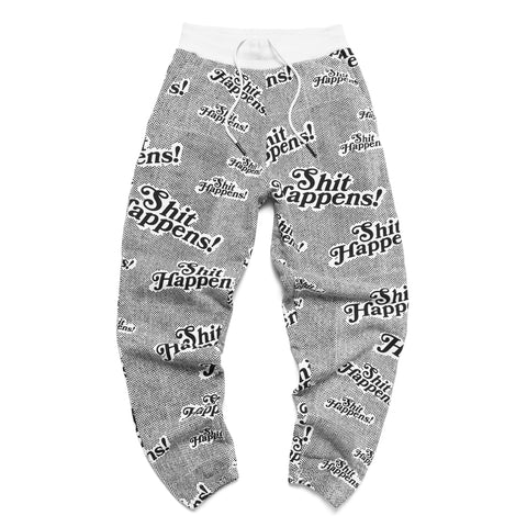STUFF HAPPENS SWEATPANTS