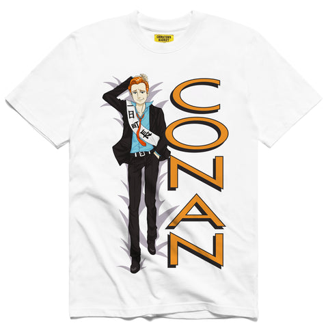 CONAN ANIME T-SHIRT
