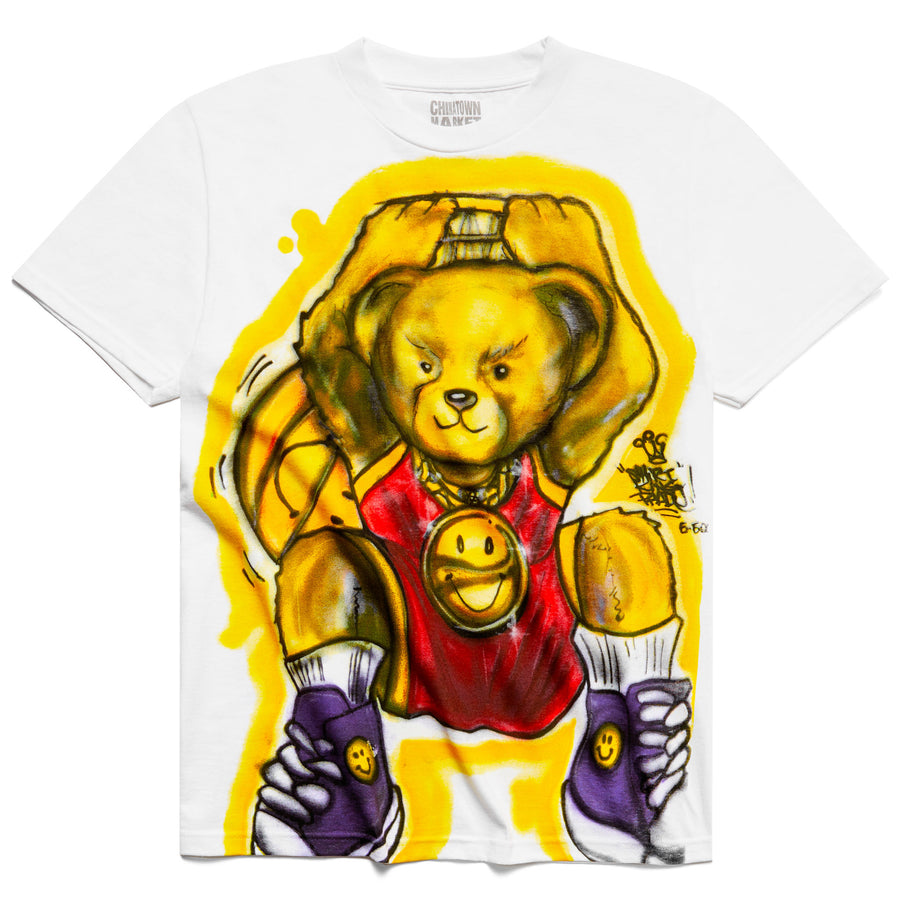 AIRBRUSH BEAR T-SHIRT