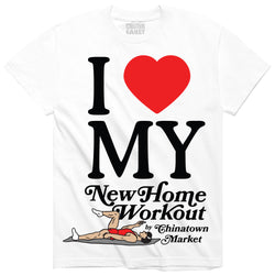 HOME WORKOUT T-SHIRT