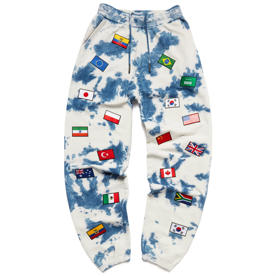 FLAG SWEATPANTS AUCTION