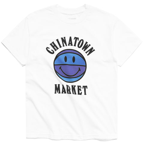 UV SMILEY BALL T-SHIRT
