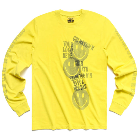 SMILEY INKJET L/S