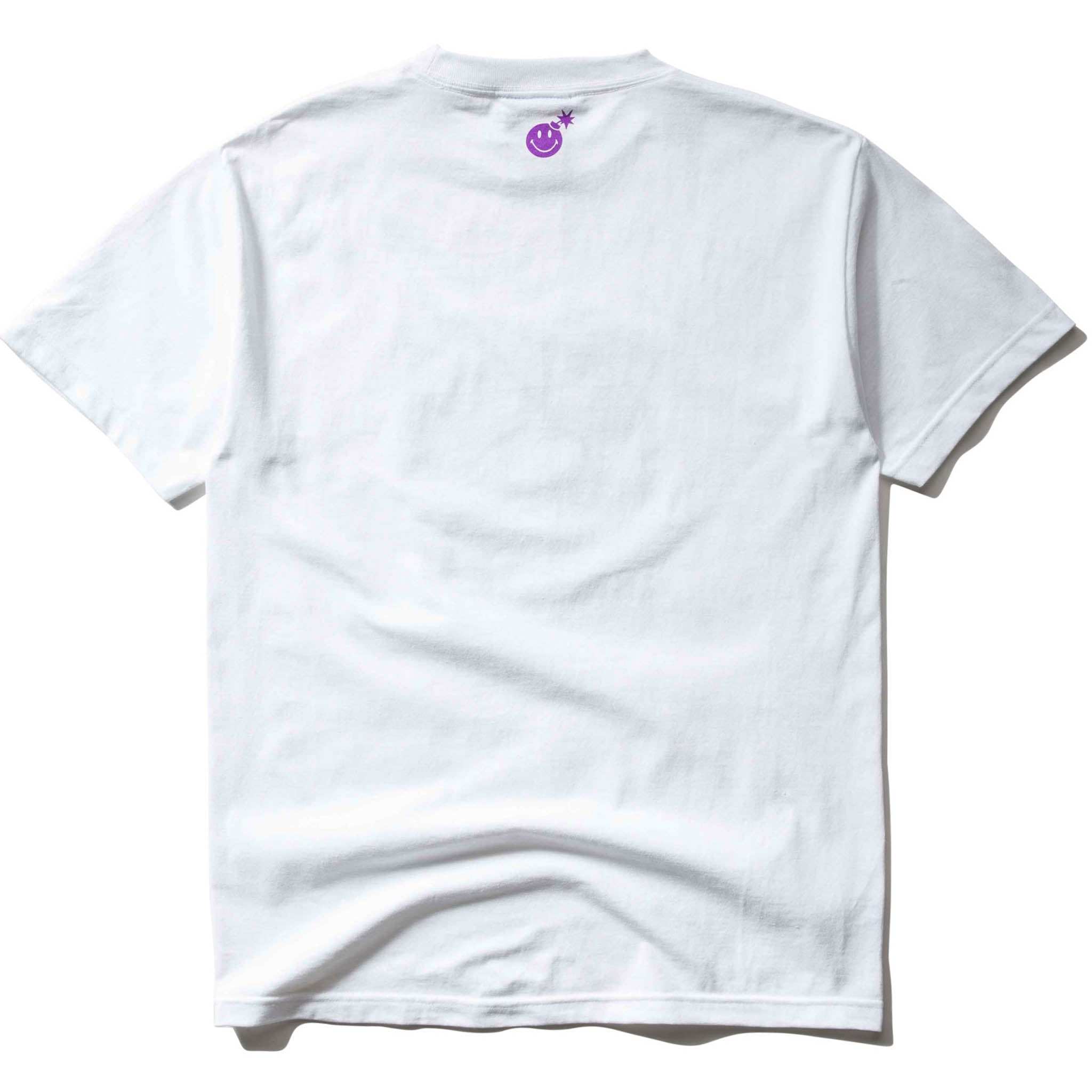 THE HUNDREDS x CTM CROSSOUT T-SHIRT (WHITE)