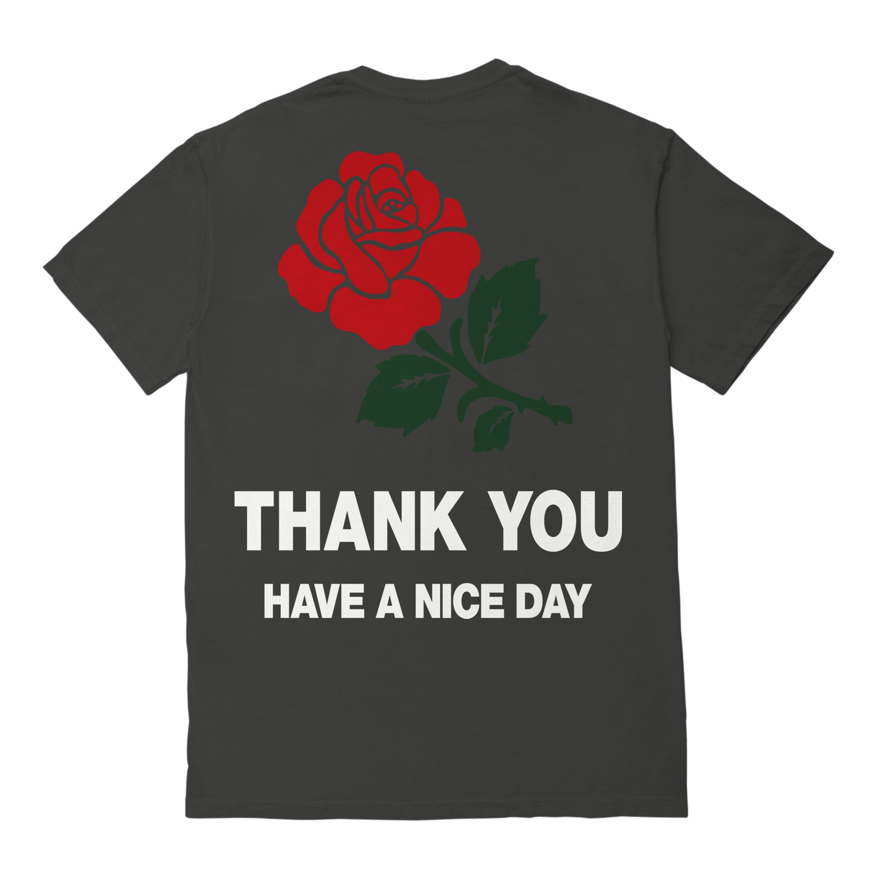 THANK YOU T-SHIRT (STONE)