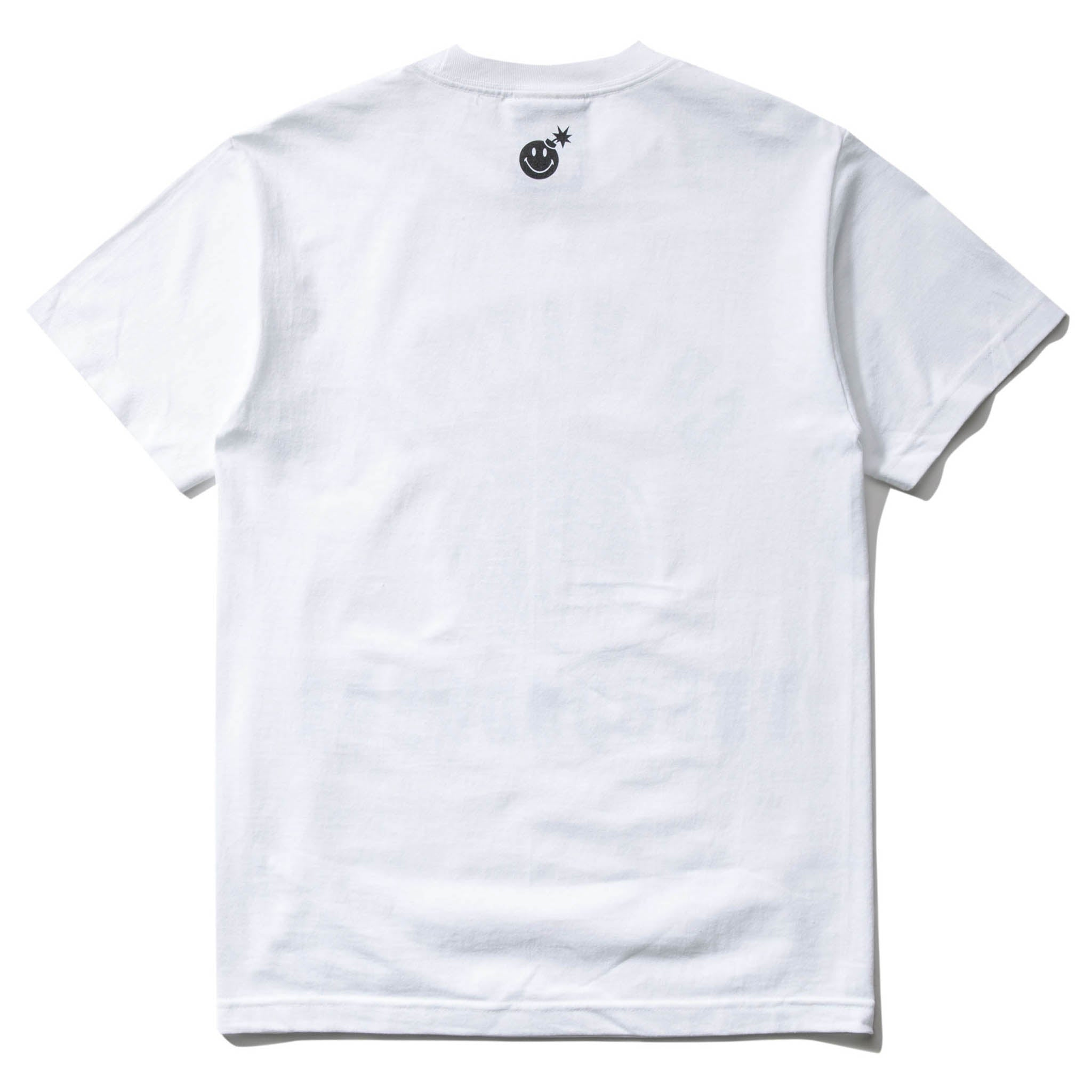 THE HUNDREDS x CTM HAPPY T-SHIRT (WHITE)