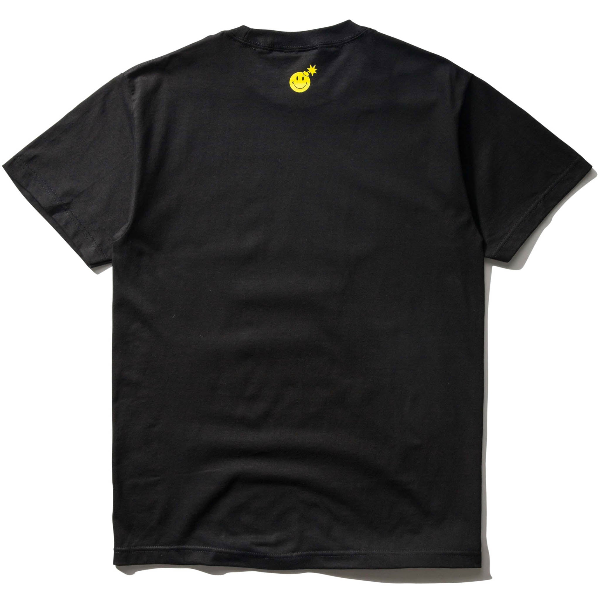 THE HUNDREDS x CTM HAPPY T-SHIRT (BLACK)