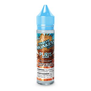 Twelve Monkeys: Ice Age Puris (60mL)
