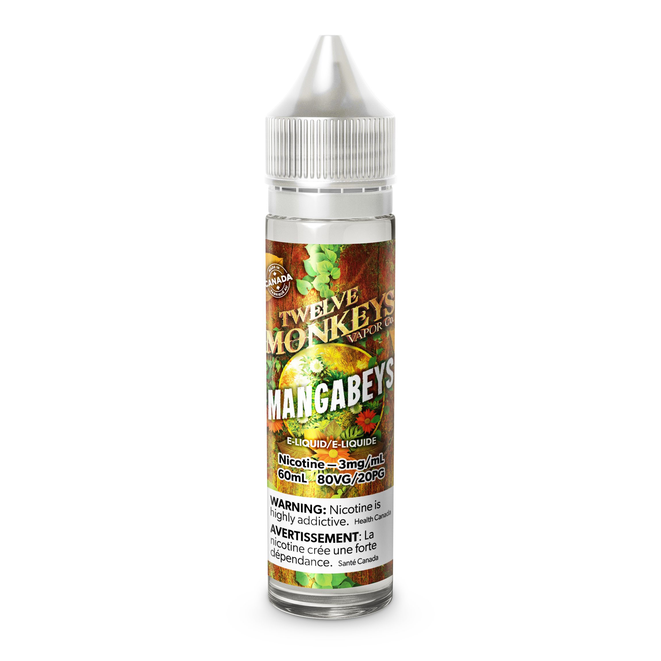 Twelve Monkeys: Mangabeys (60mL)