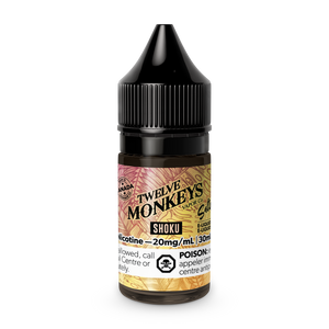 Twelve Monkeys Salts: Shoku (30mL)