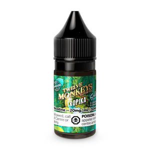 Twelve Monkeys Salts: Tropika (30mL)