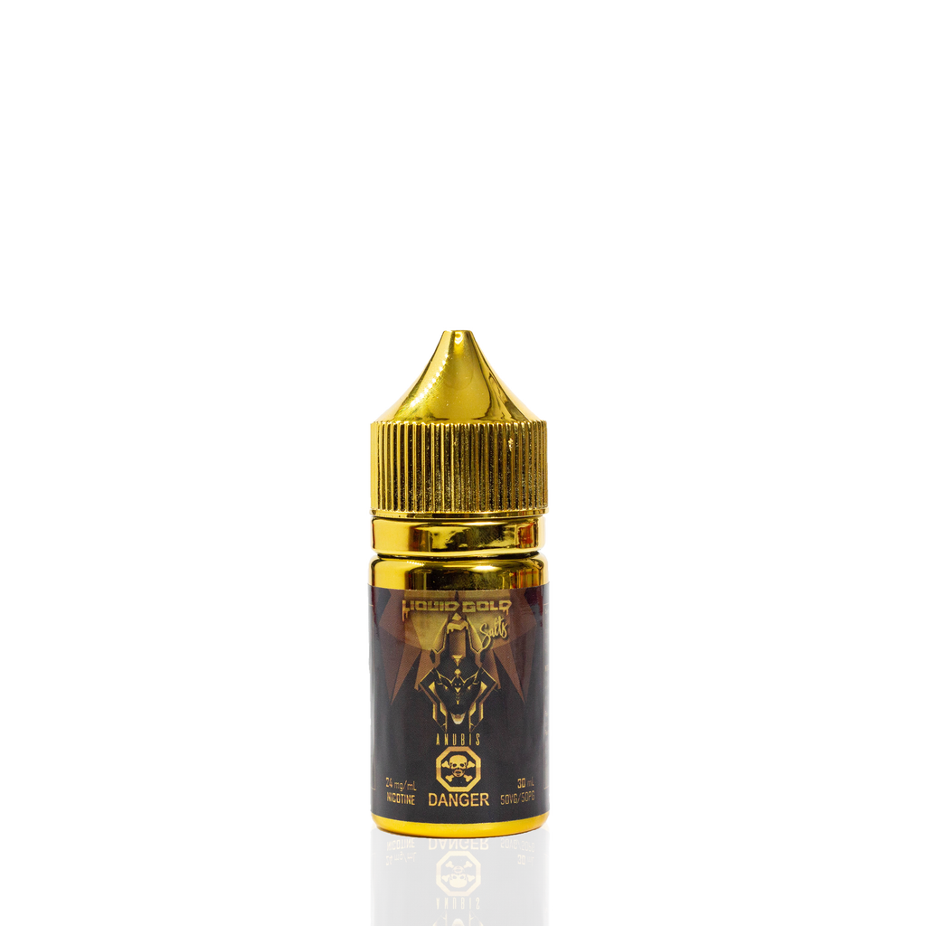 Liquid Gold: Anubis (30mL) - 437 VAPES