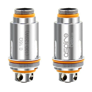 ASPIRE CLEITO 120 ATOMIZER HEAD 5PC - 437 VAPES