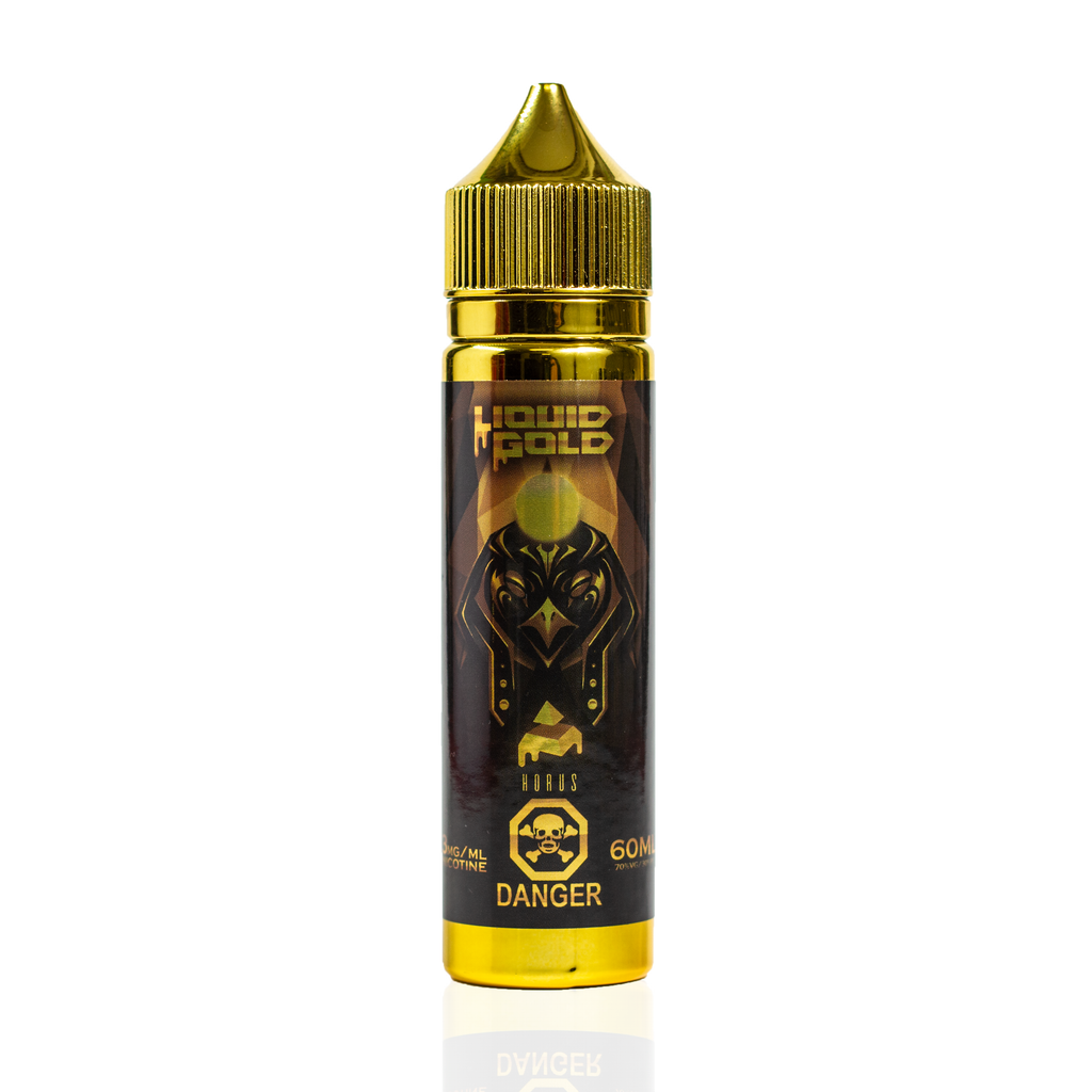 Liquid Gold: Horus (60mL) - 437 VAPES