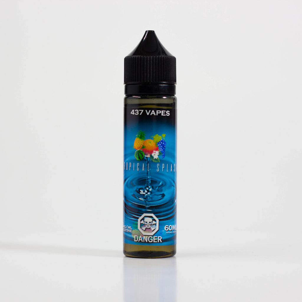 Tropical Splash by 437 VAPES - 437 VAPES