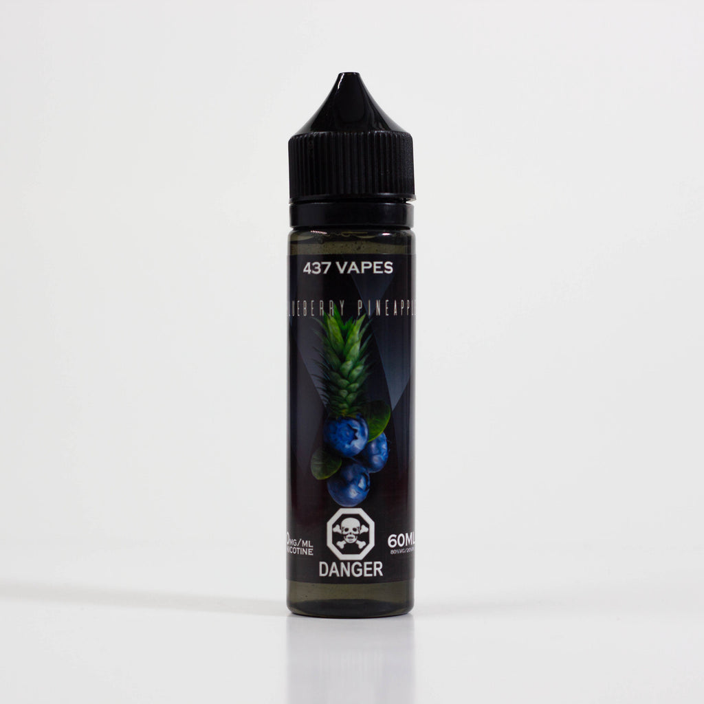 Blueberry Pineapple by 437 VAPES - 437 VAPES