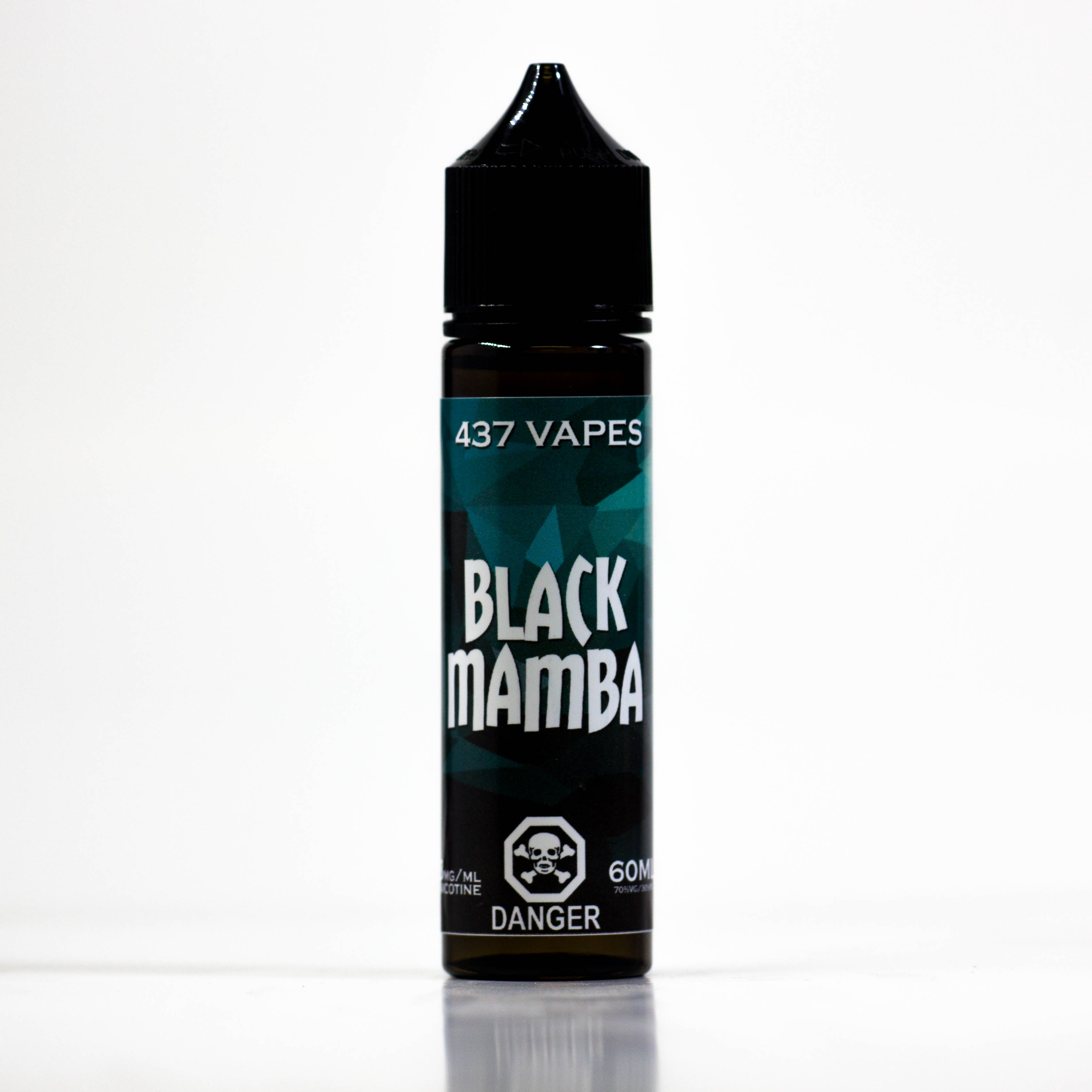 Black Mamba by 437 VAPES