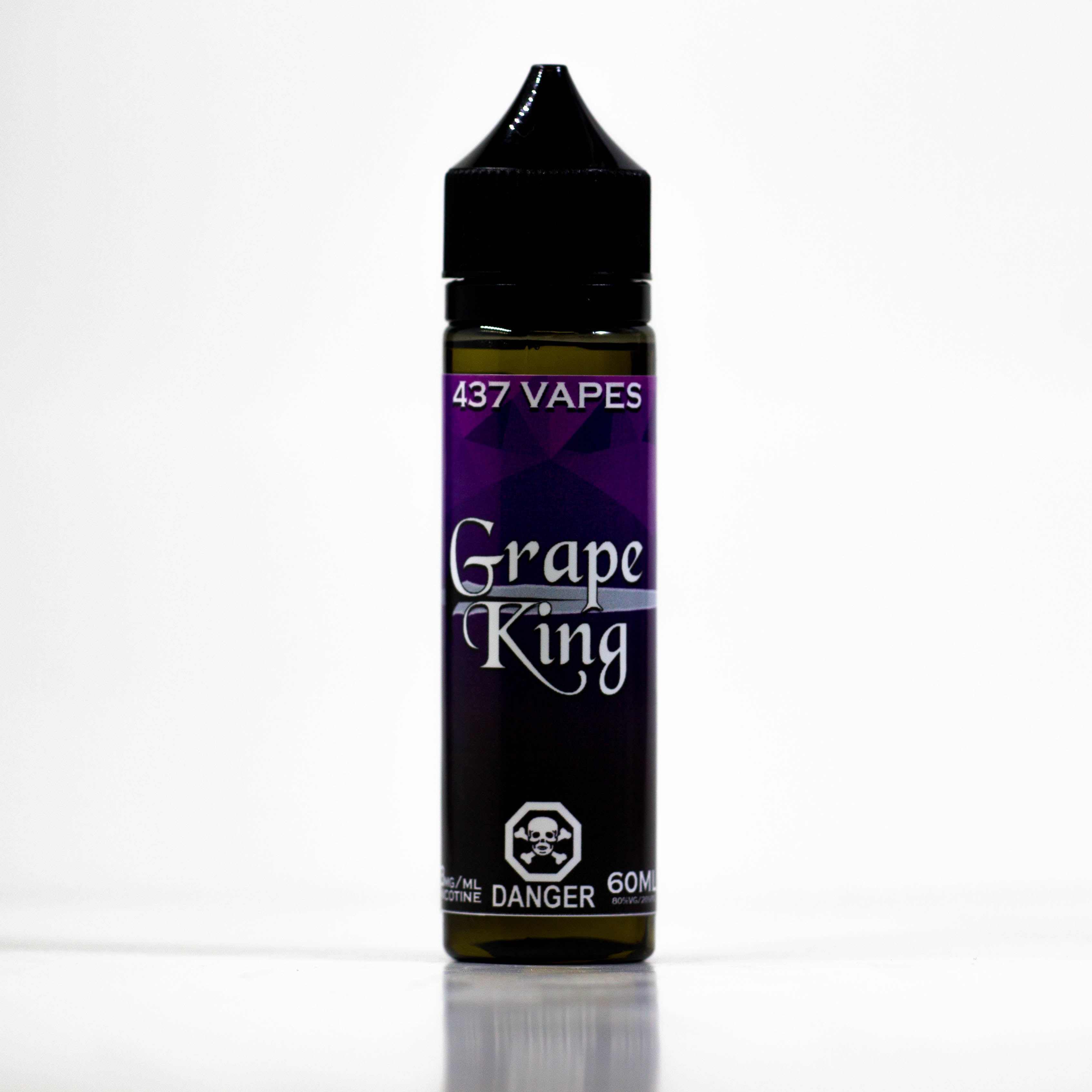 Grape King by 437 VAPES