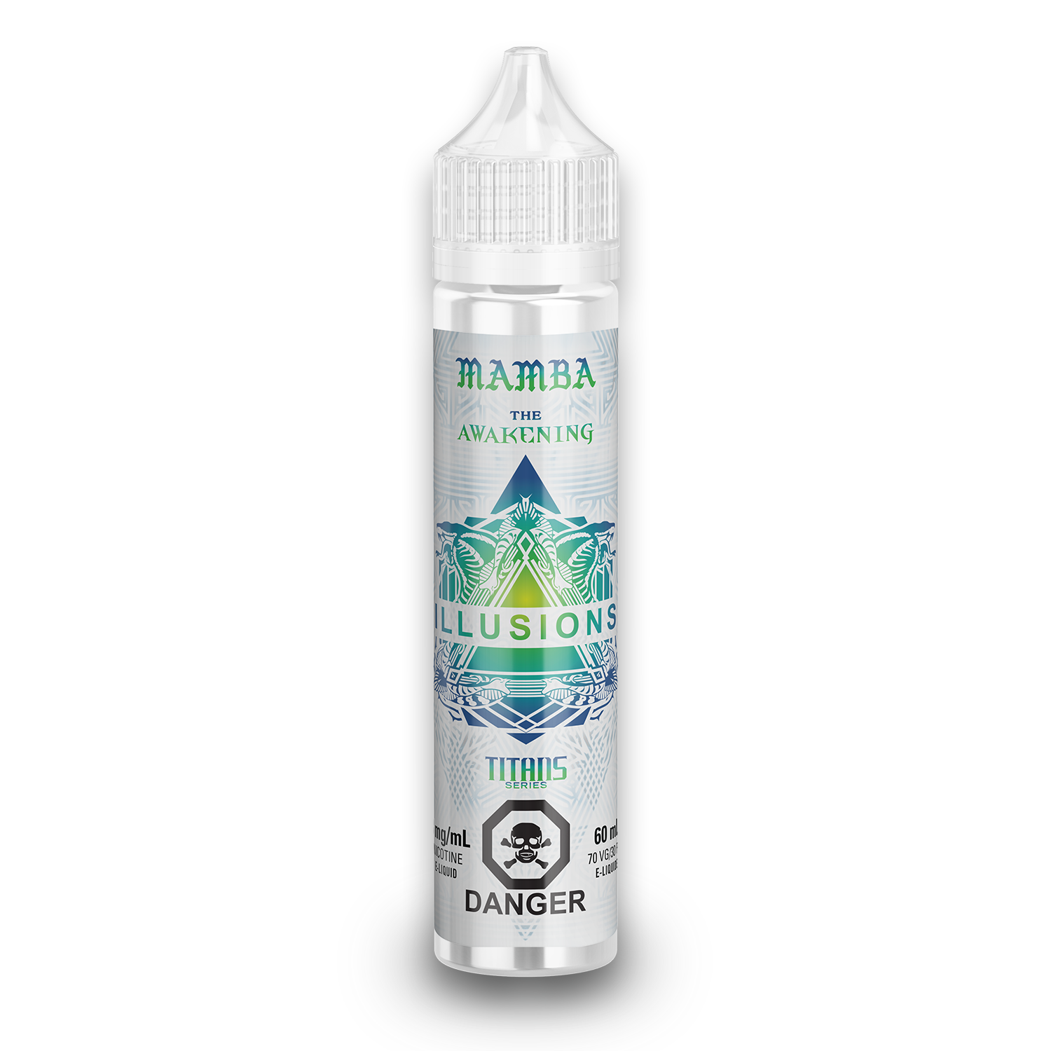 Illusions Chapter III - Mamba (60ml) - 437 VAPES