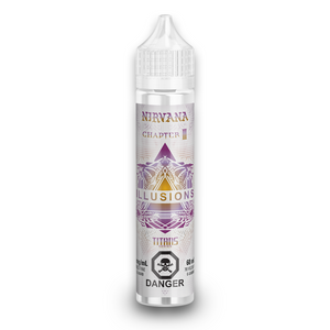Illusions Chapter III - Nirvana (60mL) - 437 VAPES