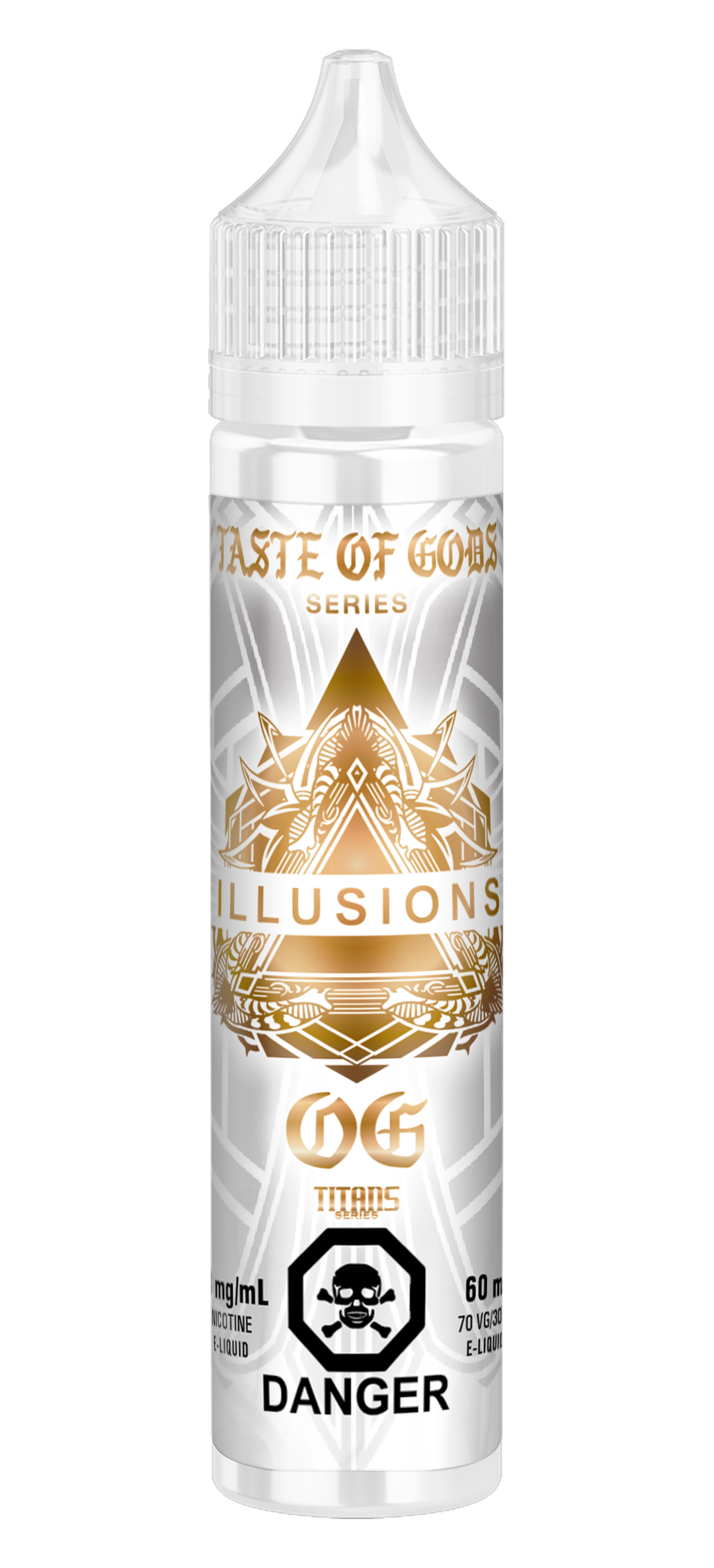 Illusions - Taste of Gods OG (60mL)