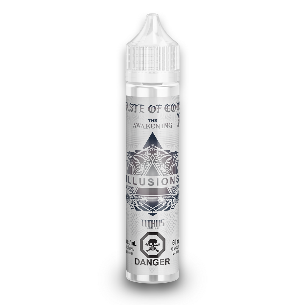Illusions Chapter III - Taste of Gods X (60ml) - 437 VAPES