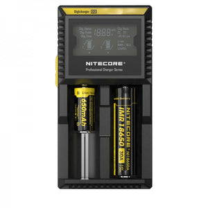 Nitecore Digicharger D2 LCD Charger