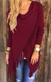 www.Petalsfashionz.com Quick shipping low prices women's cardigans Red