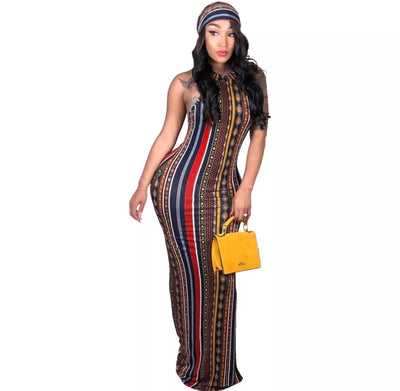 www.Petalsfashionz.com Quick shipping cheap prices women's Maxi Dresses & Sundresses Sexy Bandage Casual Long Maxi dress