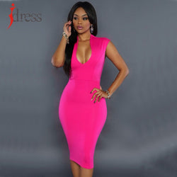www.Petalsfashionz.com Quick shipping low prices women's club dresses Red Green Summer Dress Women Clothing Robe Sexy Heart Neckline Bandage Dress Clothes Hot Sale Summer Dress