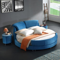 www.Petalsfashionz.com Quick shipping low prices Unique Custom Bedroom Furniture designer modern fabric bed / soft bed/double bed king size bedroom furniture