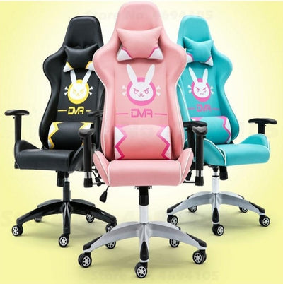 www.Petalsfashionz.com Quick shipping low prices Home Office Essential   Pink Game Chair Home LOL Keep Watch Vanguard DVA The Main Sowing Chair Cute Lifting Swivel Chair Comfortable Female Dormitory