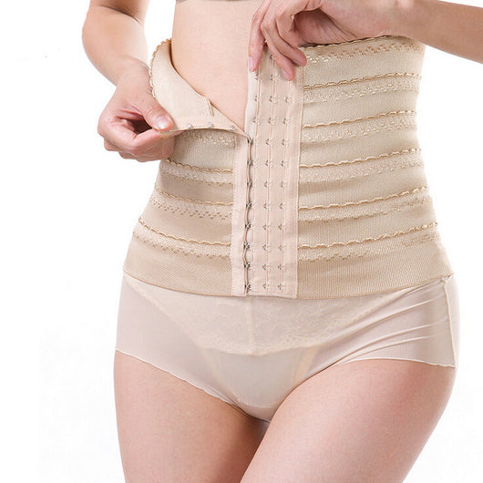 www.Petalsfashionz.com Quick shipping low prices women's Body enhancement Postpartum Belly Recovery Belt Tummy Wrap Corset Girdle postpartum body shaper belly wrap weight loss girdle  nude