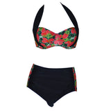 push up bikini swimsuit women bikini bathing suit swimsuit female high waist swimsuit swimming swimsuit solid plus size swimwear