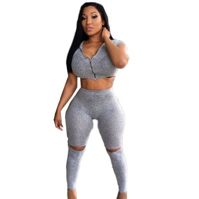 www.Petalsfashionz.com Quick shipping low prices women's rompers & jumpsuits Crop Tops+Pants Spring Tracksuits Women's  Suits Heart Print Sweatshirt Women Clothing Set Hoodies Costumes