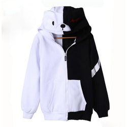 www.Petalsfashionz.com Quick shipping low prices women's Anime & Kpop Otaku And Fandom Merchandise  Anime Danganronpa: Trigger Happy Havoc Cute Hoodie Autumn Spring Cotton Casual Hoodie Cosplay Clothes