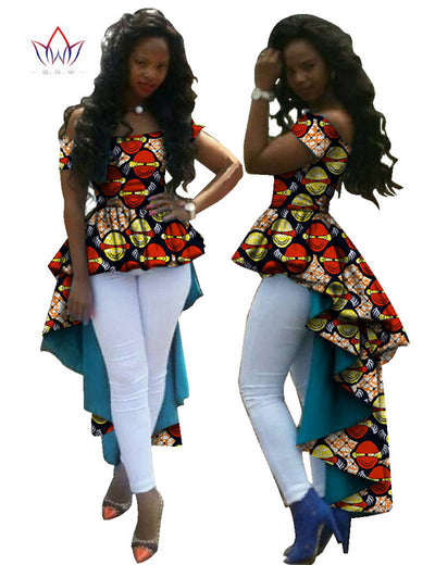 www.Petalsfashionz.com Quick shipping low prices women's Traditional Attire African Dresses Long Brand Custom Maxi Dress Summer Brand Designer African Dresses for Women Off Shoulder Dashiki Cascading Ruffle